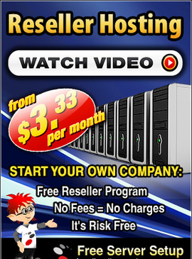 Free Reseller Program - Web Hosting Reseller